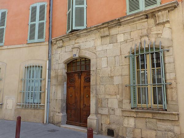façade draguignan