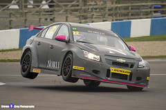 Chris Smiley - 22 - BTC Racing - Chevrolet Cruze - BTCC Media Day 2017 - Donington, Leicestershire - 170316 - Steven Gray - IMG_4598