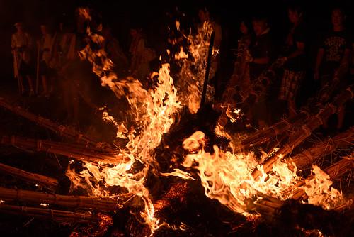 日野町の火振り祭②火を灯せ! | 火振り祭 滋賀県蒲生郡日野町 ...