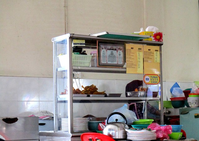 Ing Choon Malay stall