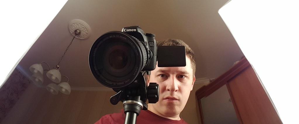 Групповое селфи с фронтальной камеры Samsung Galaxy Note 5