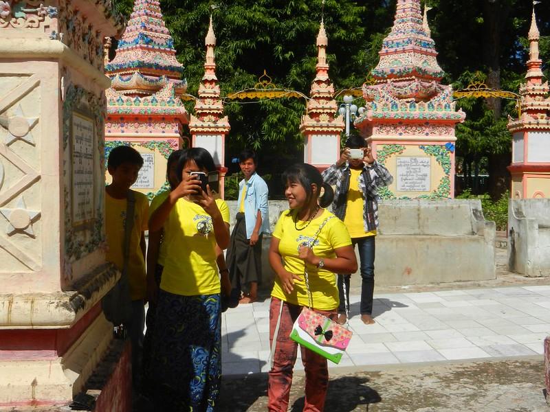Съемки исподтишка в Бирме