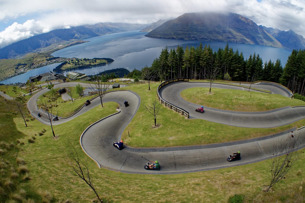 Queenstown luge | Marcus Hansson | Flickr