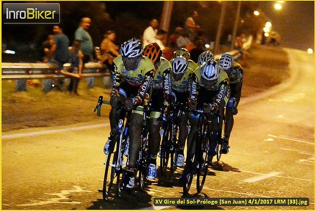 XV Giro del Sol-Prólogo