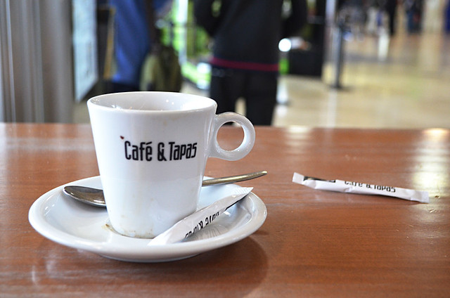 Coffee, North Airport, Tenerife
