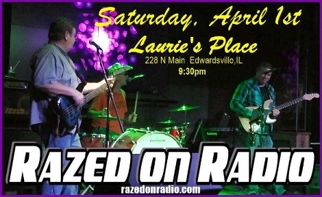Razed On Radio 4-1-17