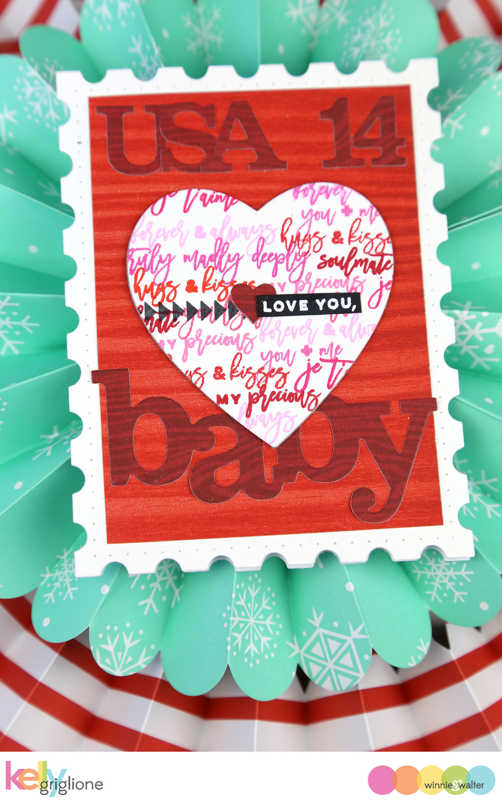kelly_Love You Baby Card