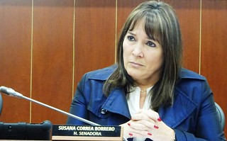 Senadora Susana Correa
