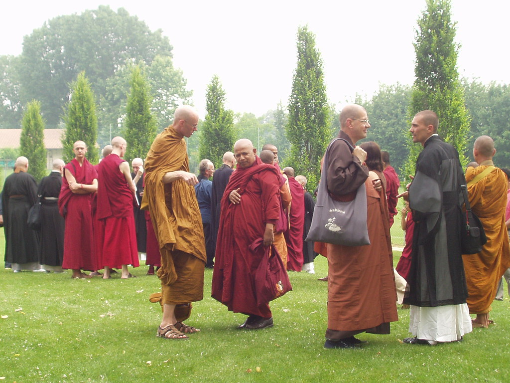 Buddhist single women in white springs