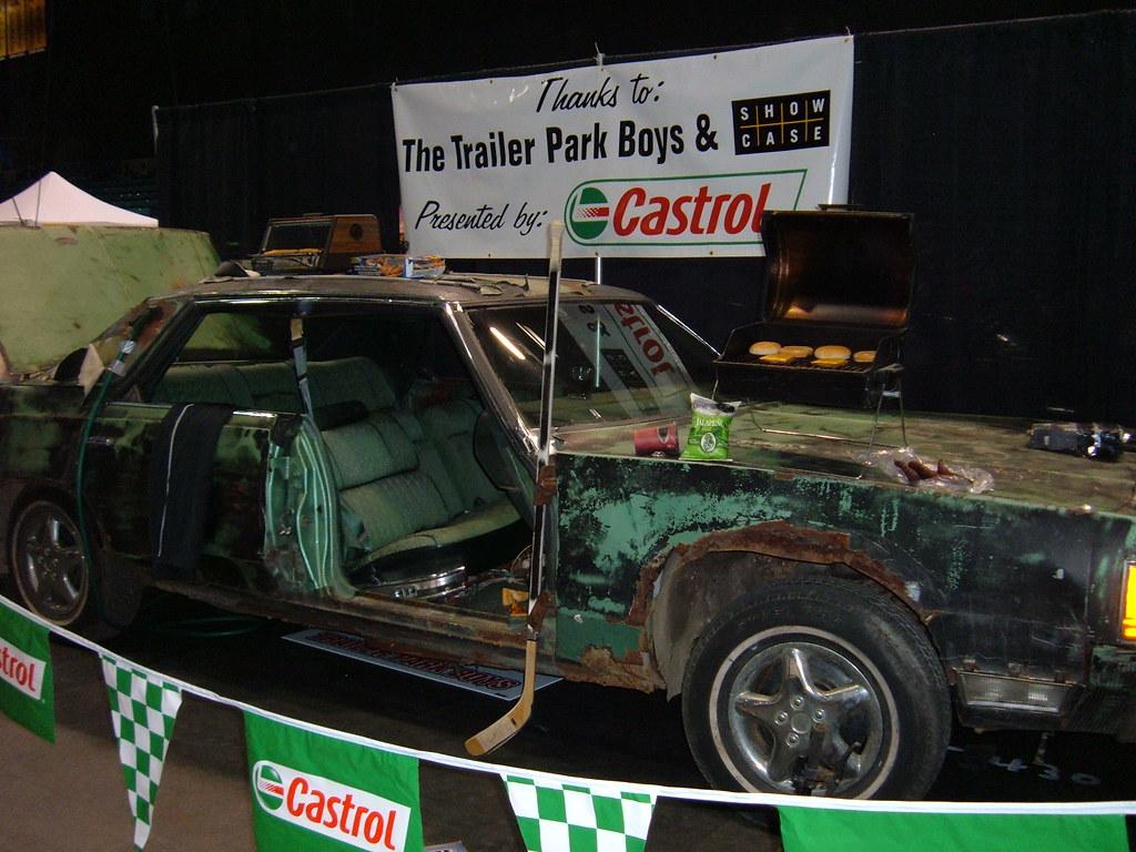 Trailer Park Boys Car