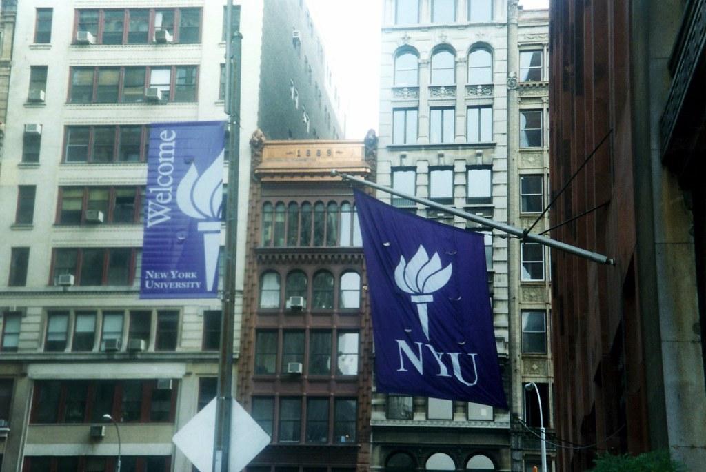 NYC Greenwich Village New York University NYU Flickr - New york university architecture