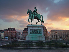 Rita Crane Photography:  Statue of Henri IV, Pont Neuf, Paris | by Rita Crane Photography