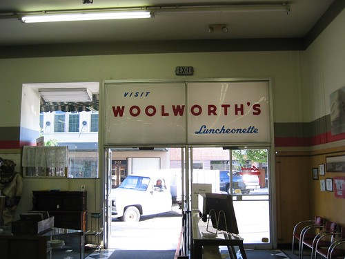 Woolworth Store in Bakersfield | by string_bass_dave