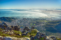 Cape Town from Table Mountain _DSC0529 | by northqueenslandphotos