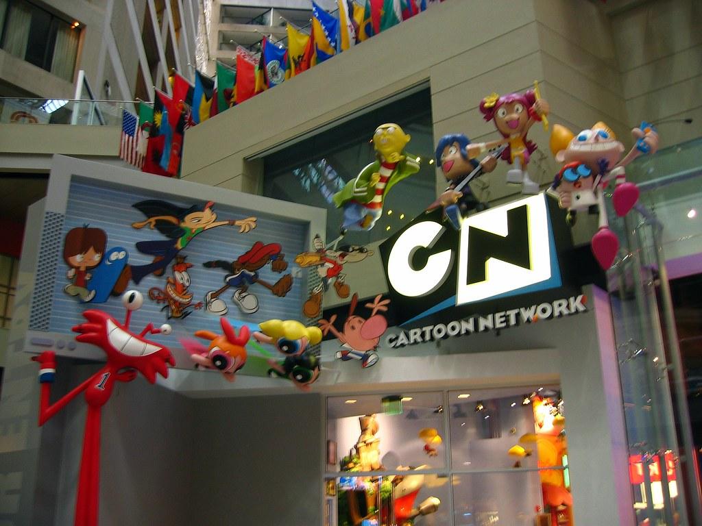 cartoon network store   my favorite cartoon channel!   Flickr