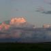A panoramic sky