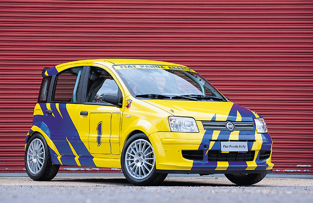 D And A Auto >> Fiat Panda Abarth Rally | Auto Italia - Issue 096 - August