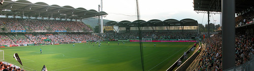 Hanappi Stadion Panorama | by cover2