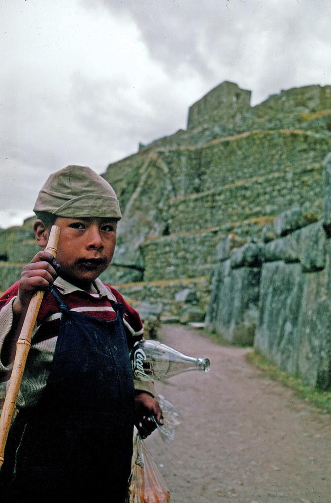 Macchu Picchu, Peru, 1964 | by Marcelo  Montecino
