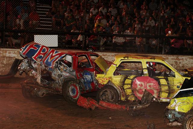 Car Crash Derby Ks