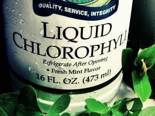 liquid chlorophyll | by wakalani