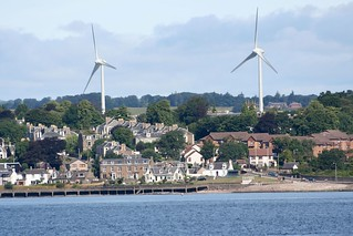 wind farm at Broughty Ferry | by bob the lomond