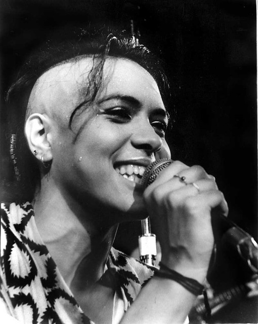 Annabella Lwin Of Bow Wow Wow  From 1982, The See Jungle -1064