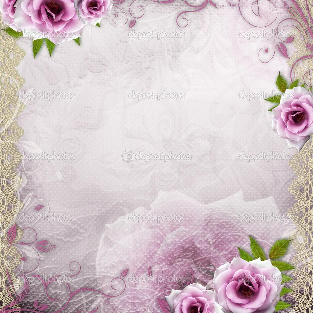 Wedding Background: White Beautiful Wedding Background