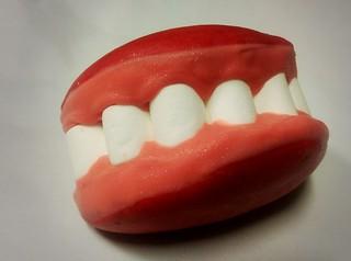 午茶點心 牙齒
