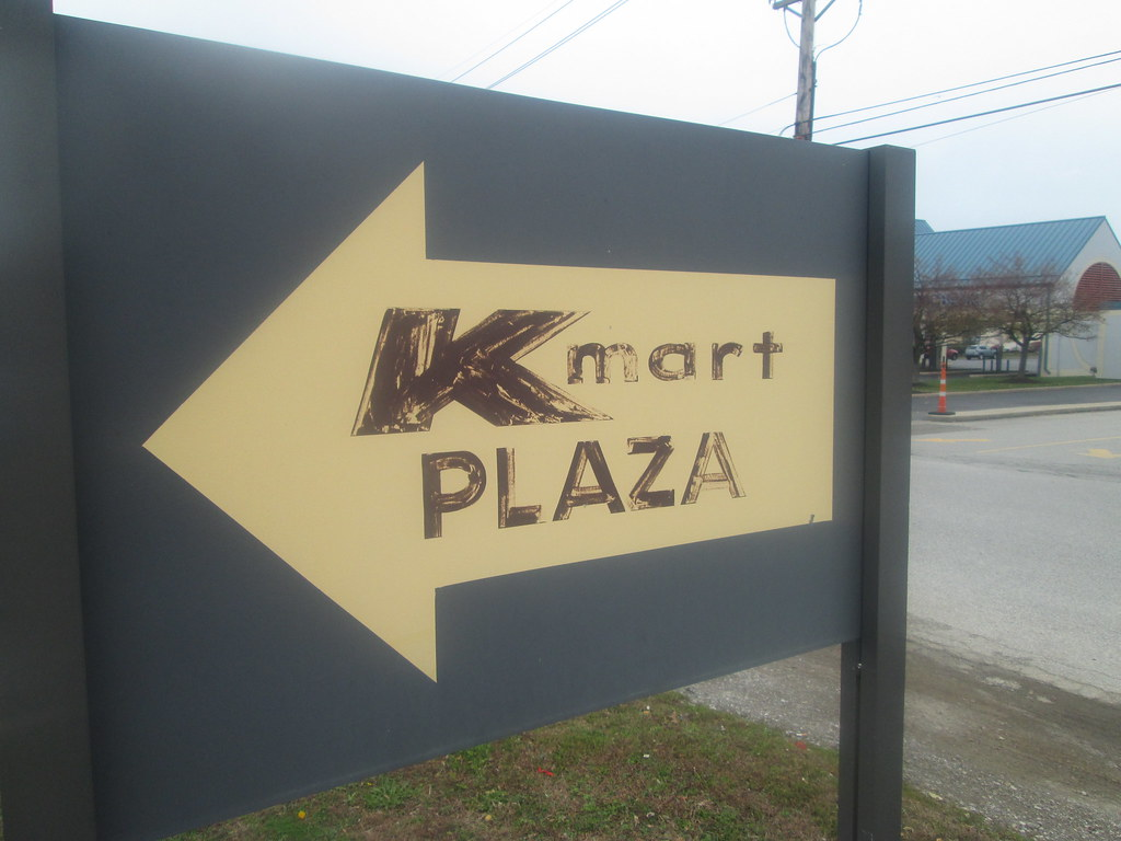 Vintage kmart sign flip side kmart w 26th st in erie p flickr vintage kmart sign flip side by random retail gumiabroncs Choice Image