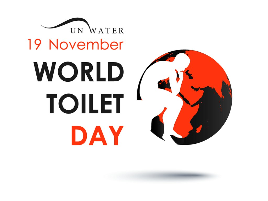 World Toilet Day Logo | World Toilet Day is a day to raise a… | Flickr