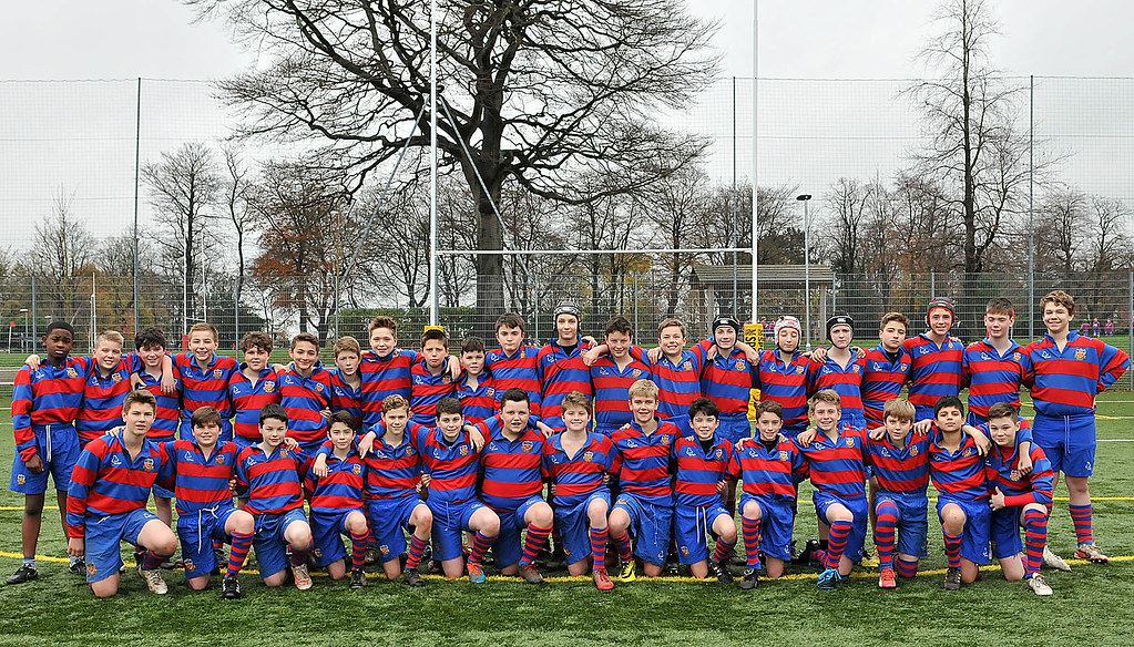 Rugby U13 Hat Trick Winners 2015 | by stambrosecollege240