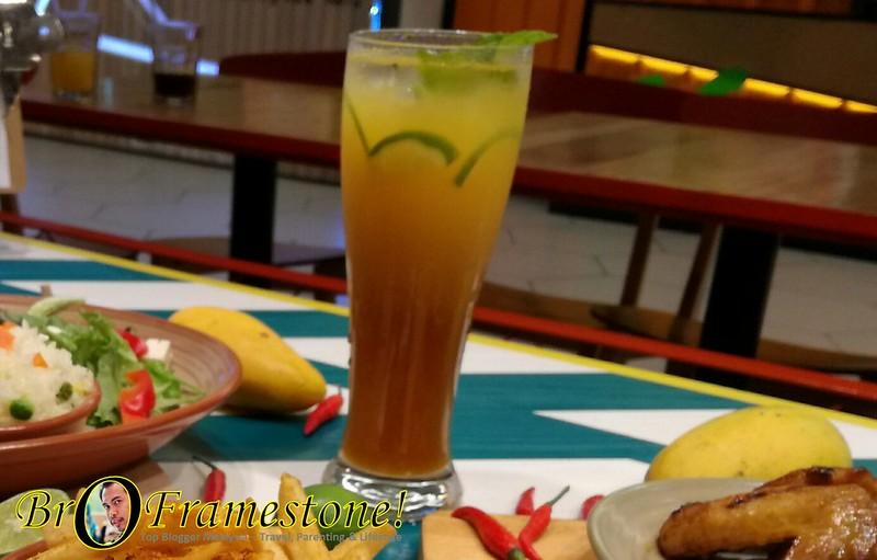 Nando' Malaysia Mango & Lime