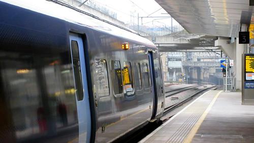 Stratford Departure