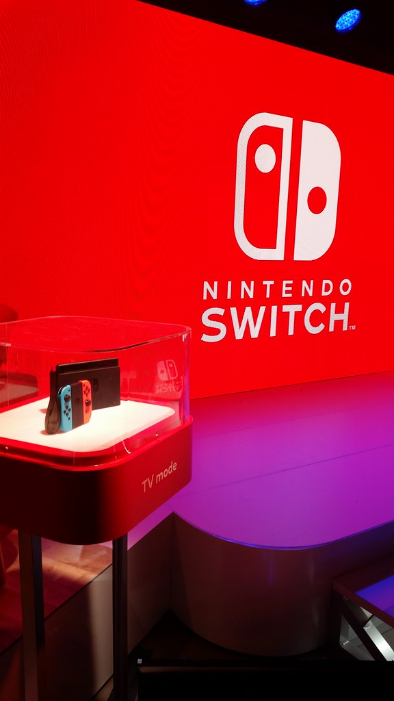Nintendo Switch Main Stage