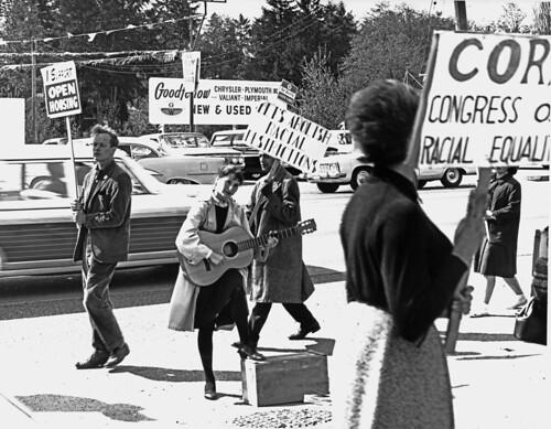 CORE housing demonstration, 1964