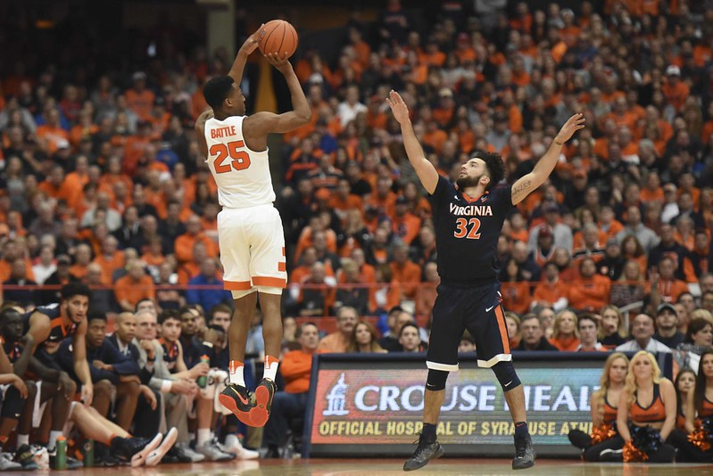 SU Men's Basketball: Syracuse vs Virginia Tech