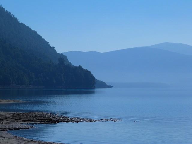 Lago Caburga (Chile)