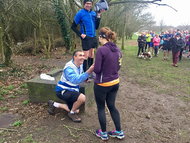 parkrun 25th Feb 2017