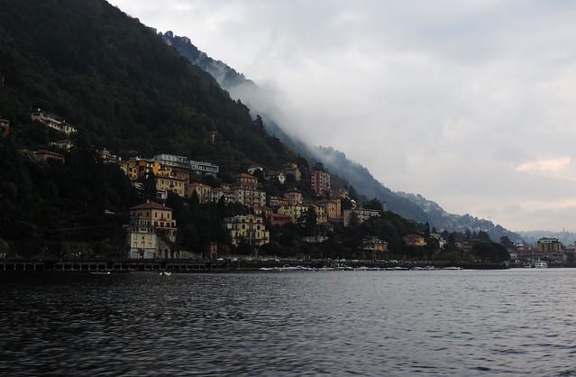 Finding Naboo: Lake Como, Italy