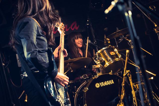 FIX live at La.mama, Tokyo, 13 Mar 2017 -00243