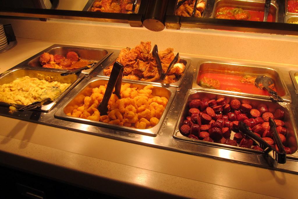Buffett Restaurant New York