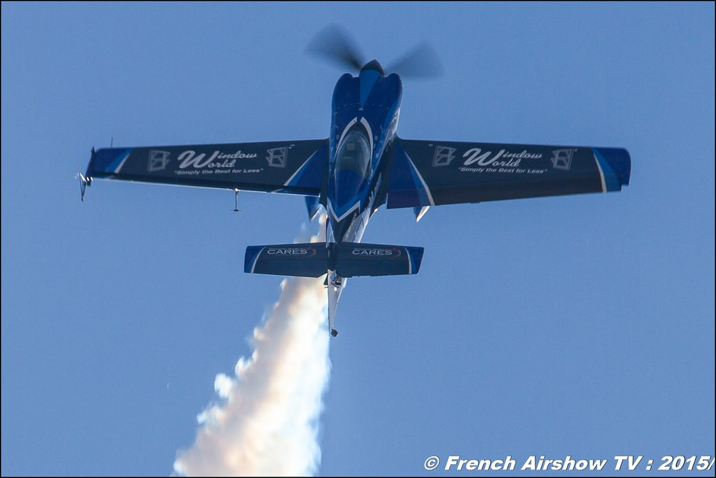Voltige Aerienne ,Rob Holland ,WAC2015 , 28th FAI World Aerobatic Championships Châteauroux 2015 / Championnats du Monde de Voltige Aerienne 2015 , Meeting Aerien 2015