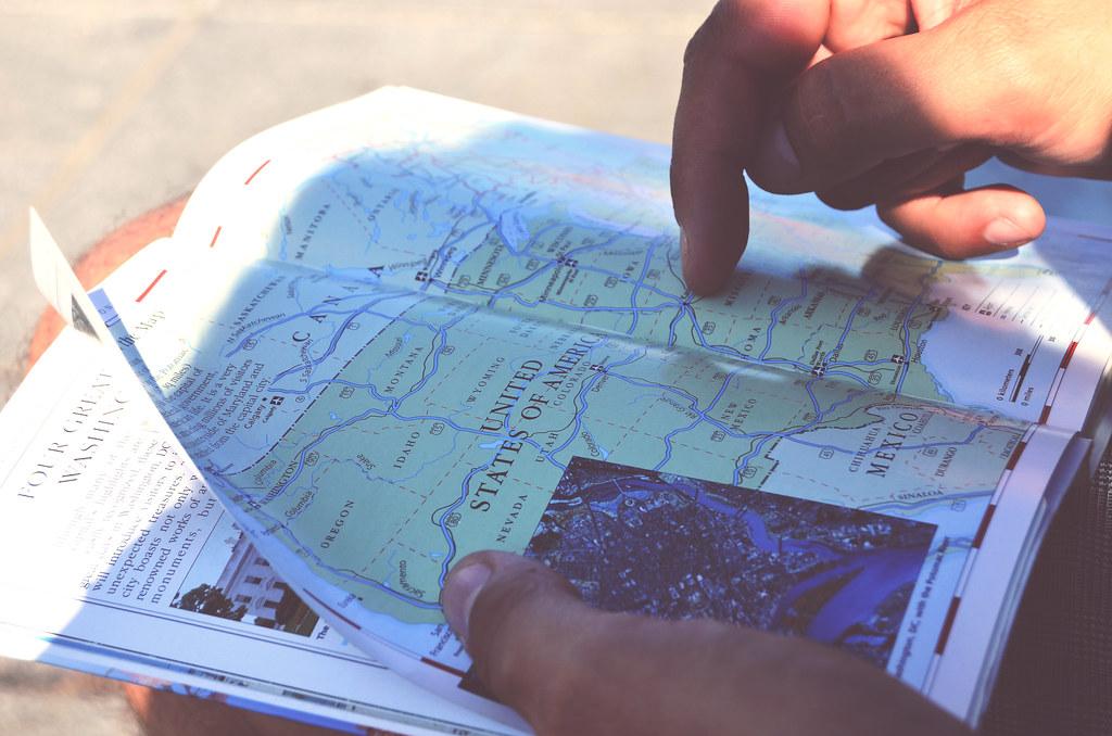 Roadtrip planning USA | via It's Travel O'Clock