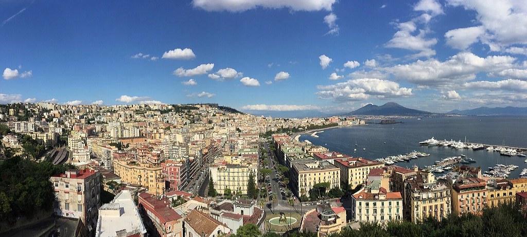 Napoli terrazza Posillipo | maria di stasio | Flickr