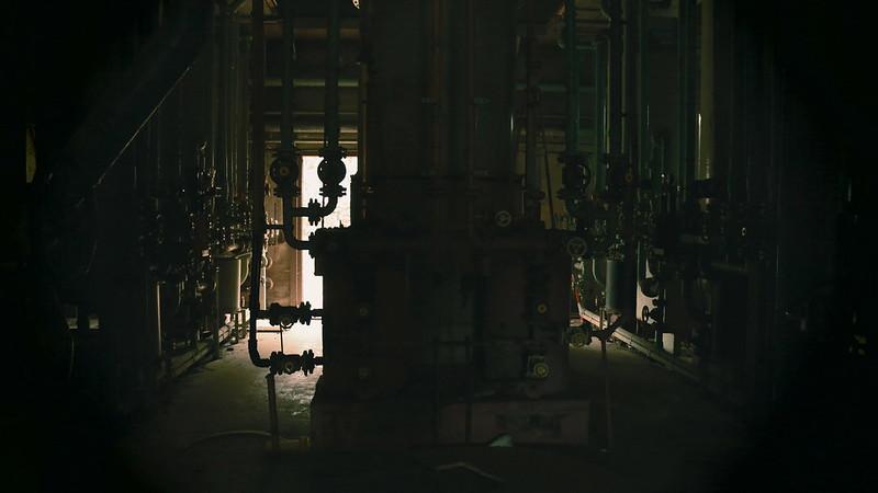 POWER PLANT TERRES ROUGES [LUX]