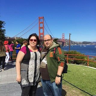 The Golden Gate is not Gold | by Lady Madonna