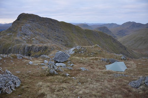 Camp below Beinn Odhar Bheag | by Paul Sammonds