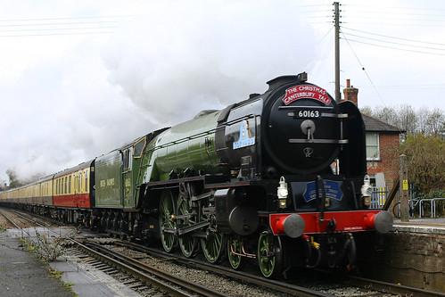 60163 Tornado at Chartham