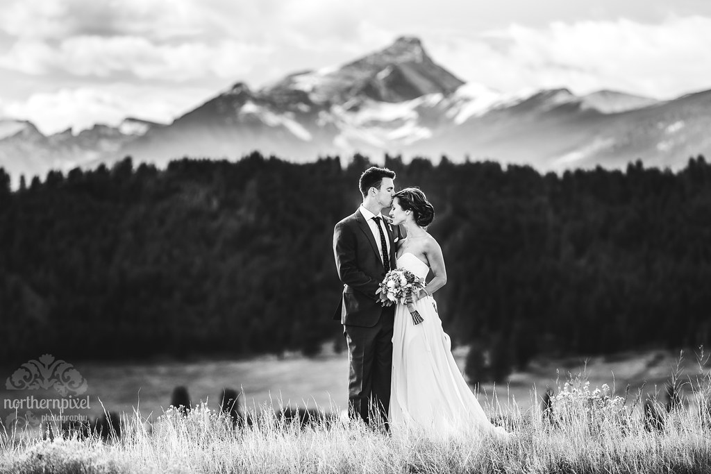 Eagle Ranch Resort Invermere British Columbia Wedding Photographers